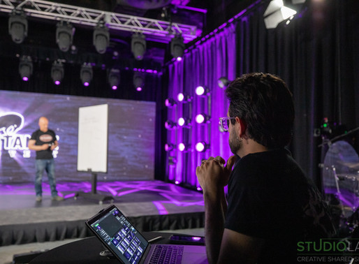 Filmmaker Jordan Meher Shoots Videos in Studio A to Educate and Raise Awareness About Addiction