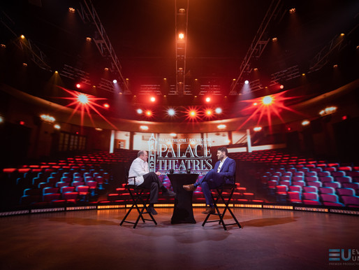 Studio Lab Recreates Palace Theatre in Derry, NH Virtually with Chauvet Professional