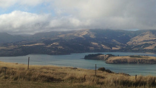 Bikepacking in the Banks Peninsula