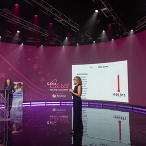 CASA Cares NH Raises Over $200,000 During Virtual Gala