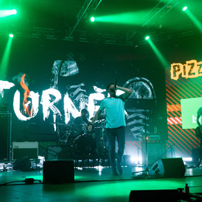 Events United Creates Myriad Looks For Pizza Stock with CHAUVET Professional