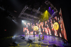 virtual studio, livestream, virtual event, event production, event, led wall, video wall, studio, derry nh, new hampshire, virtual concert, concert