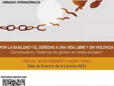 """""""Violencia de género en redes sociales"""""""
