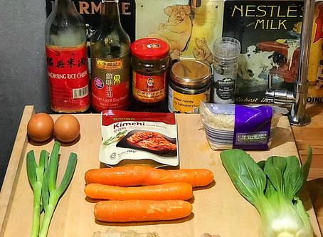Food's Up Friday- Veggie Donburi