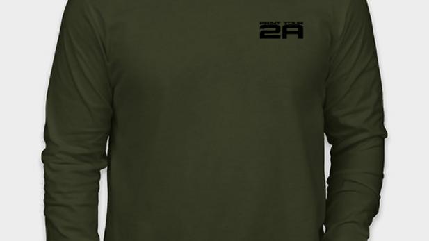 PrintYour2A Long Sleeve Shirt