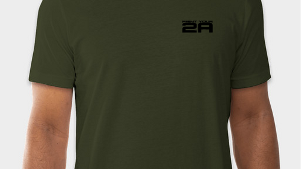 PrintYour2A T-shirt