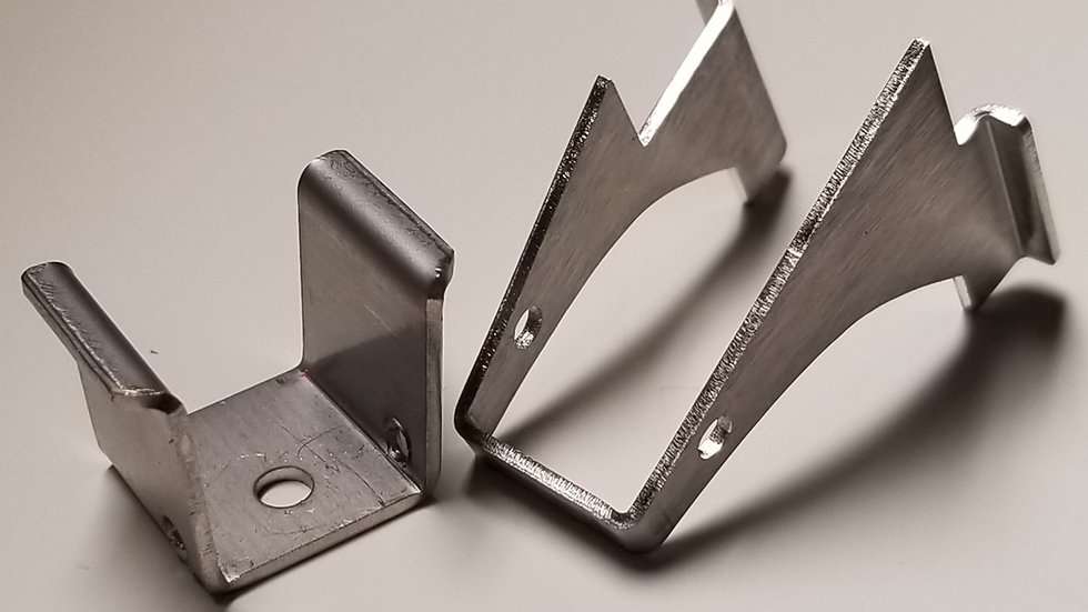 G26/26X Stainless Steel Rail Set