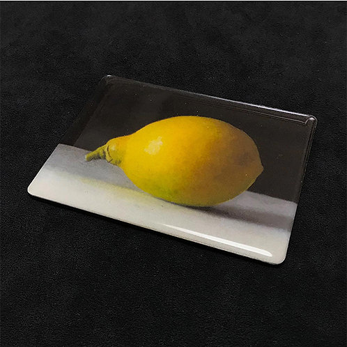 絵画マグネット Lemon