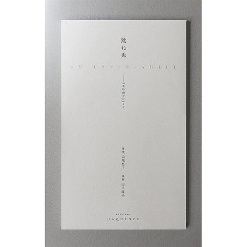 跳ね兎 山尾悠子歌集 挿画 山下陽子