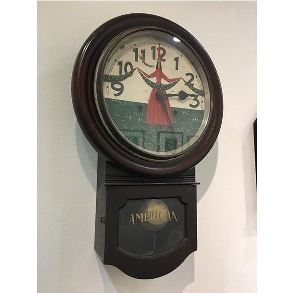 時の謎時計