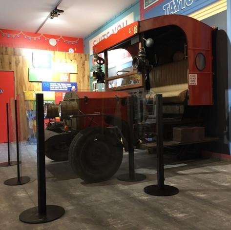 Vintage Vehicle Structural Build