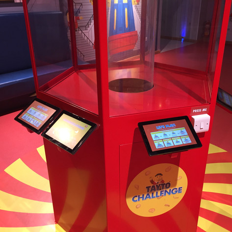 Interactive Display Unit