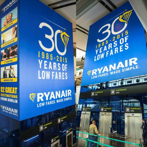 Ryanair Liftshaft