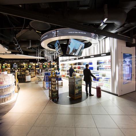 T1 Dublin Airport Promotion Sites