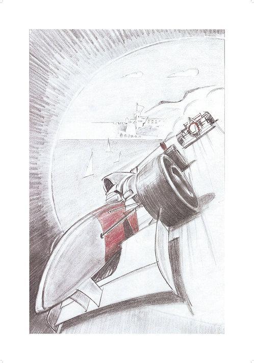 MOTORSPORT SERIES Sketch #4