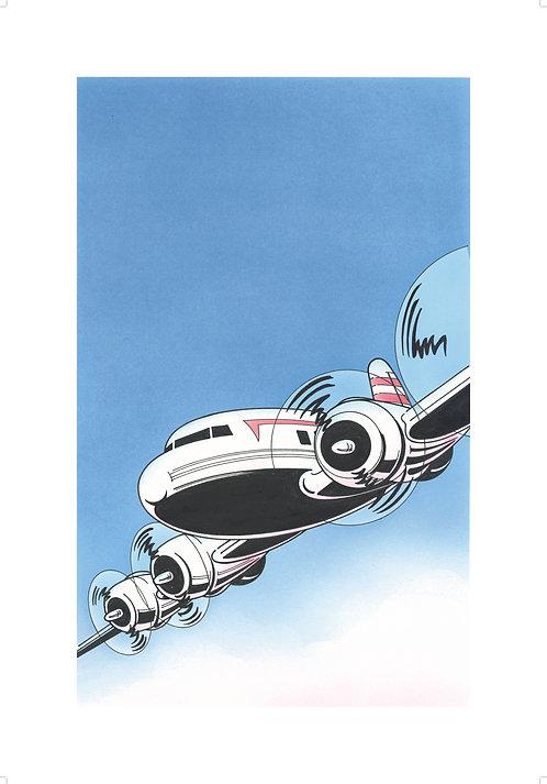TRANSPORT SERIES Aeroplane