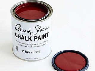 How to use chalk paint/wax