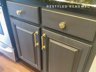 From Orange Wood to Sophisticated Chalk Paint