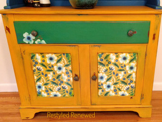 Bright & Bold Fun Hutch