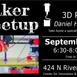 September 21 Maker Meetup - 3D Printing