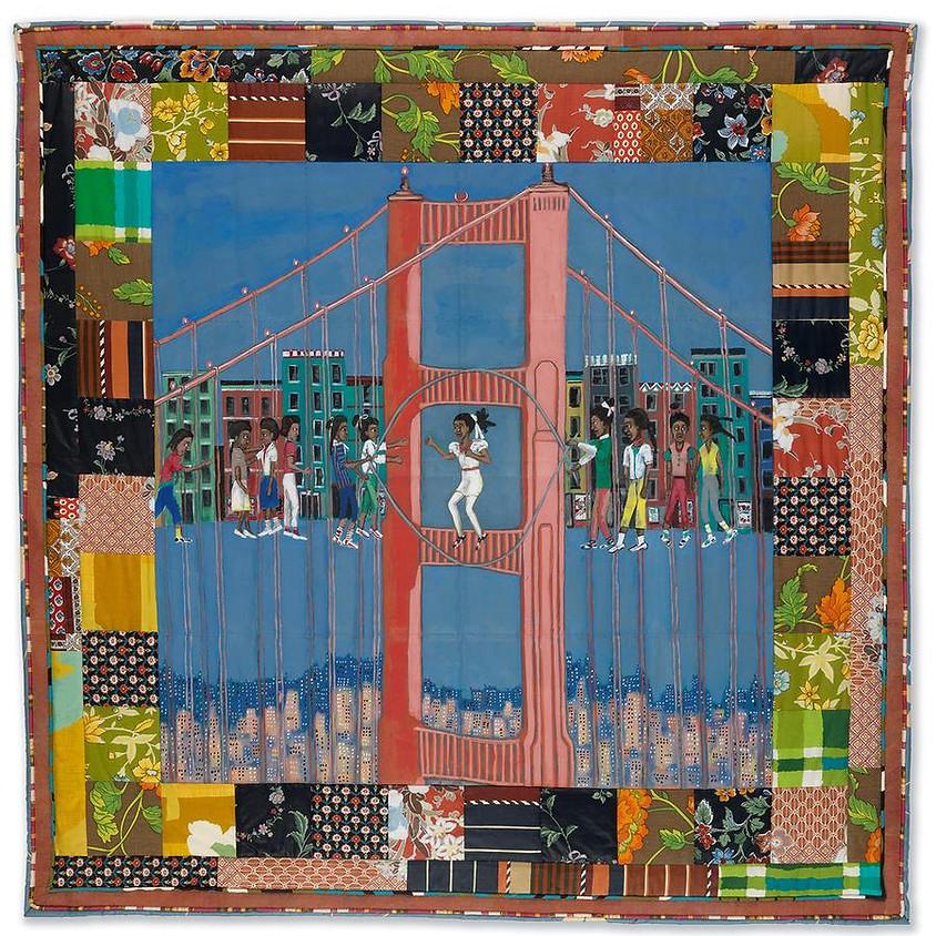 Kid's Art History Project- Faith Ringgold