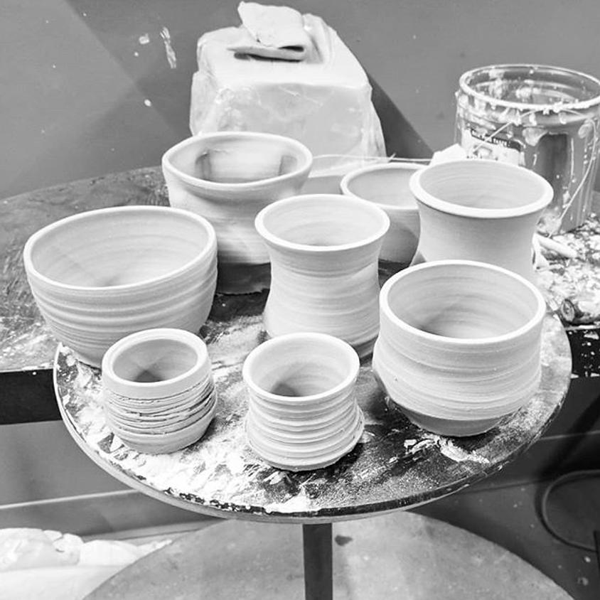 Ceramics: Intro To The Wheel