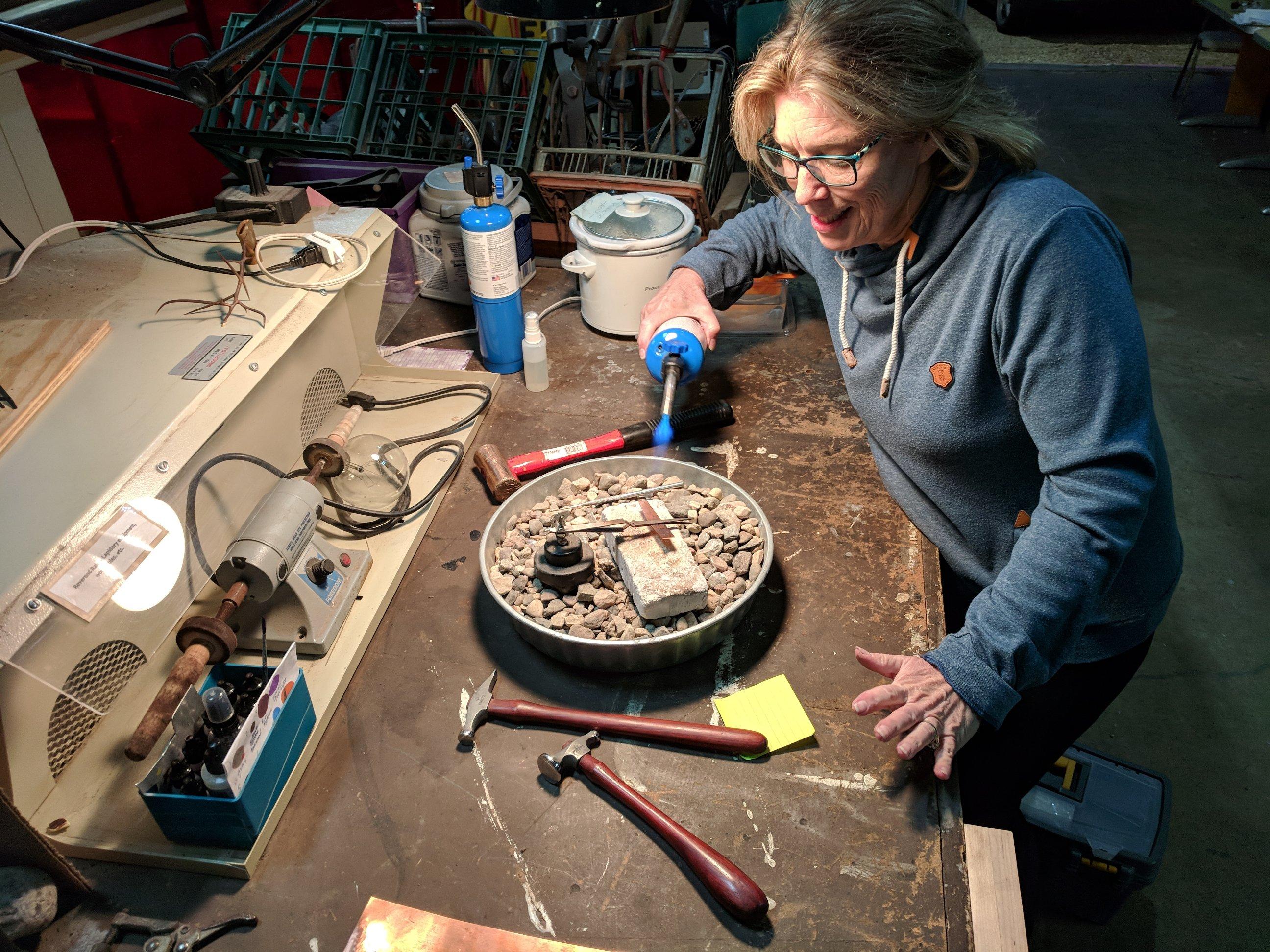 Cindy Bourne - Jewelry Maker