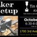 October 12 Maker Meetup - Tin Casting
