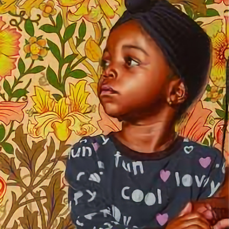 Kid's Art History Project- Kehinde Wiley