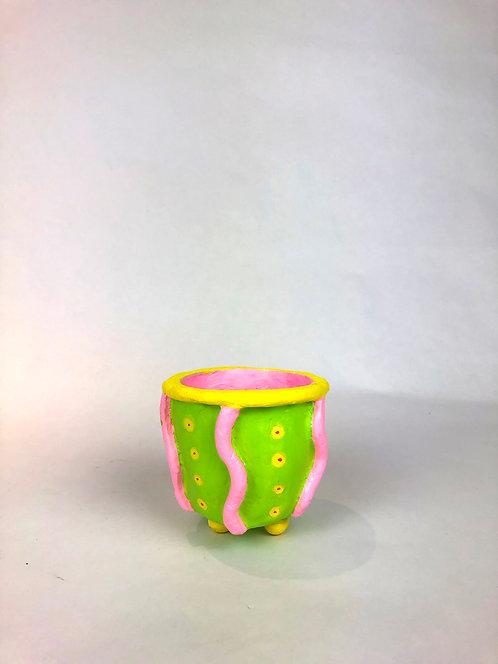 Green Mini Pot