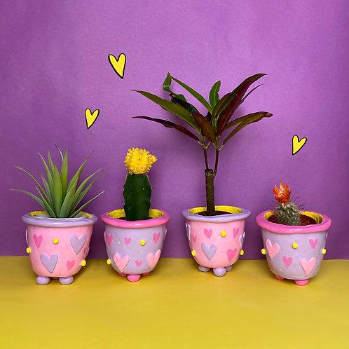 The Lovey Mini Pot