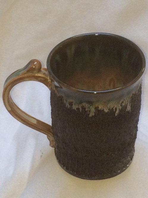 Bark Mug-Straight-green