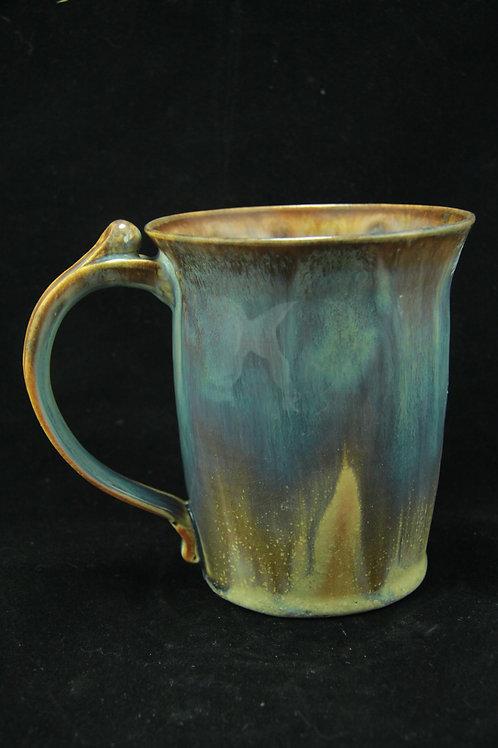 Blue & Yellow Mug-Straight