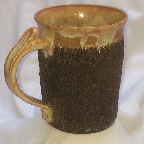 Bark Mug-Straight-tan
