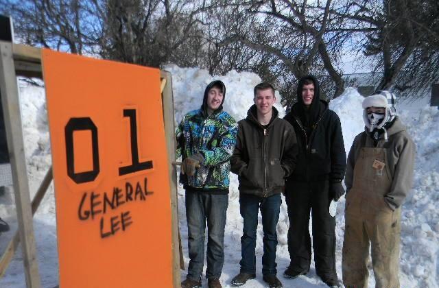 General Lee Team