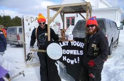 Let Your Bowels Howl!