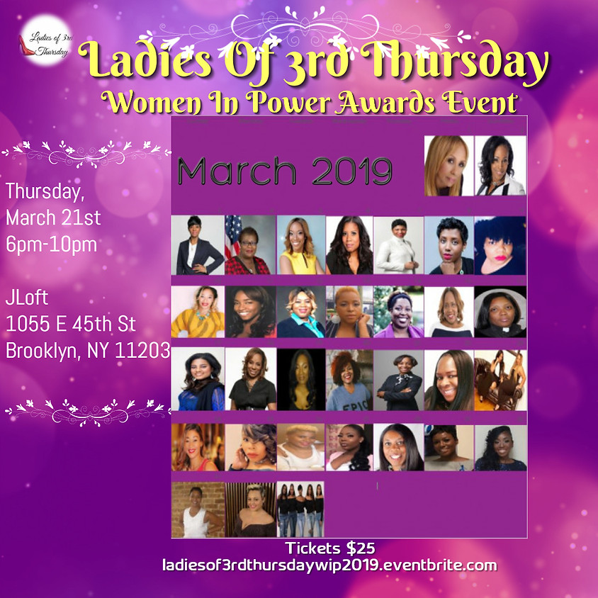 Women In Power Awards Network Event
