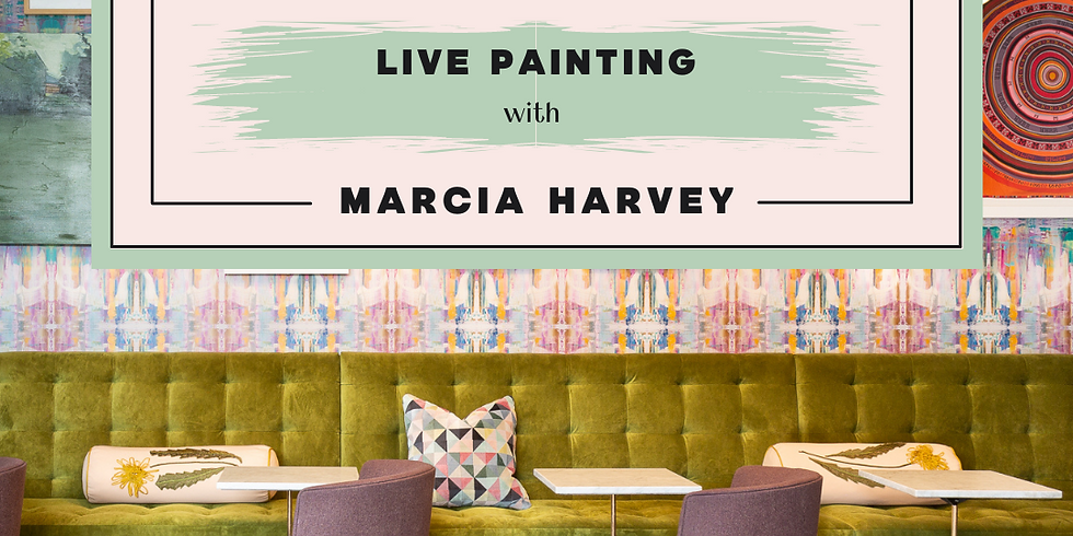 Live Painting: Local Artist Series