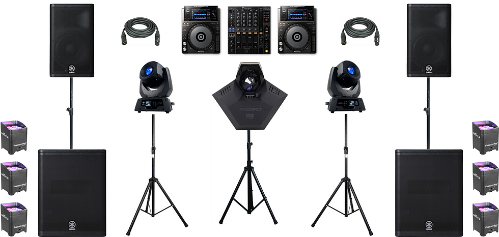 RSN8 Events Equipment Hire