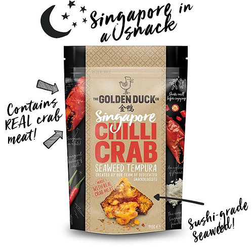 Golden Duck Chilli Crab Seaweed @ 110gms