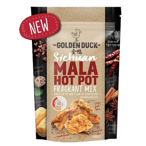 Golden Duck Mala Hot Pot Fragrant Mix @ 108gms