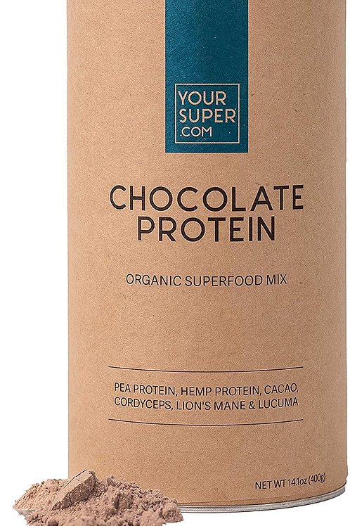 Your Super Chocolate Organic Superfood Mix