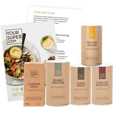 Your Super Detox Bundle