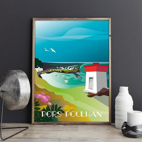 Affiche PORS POULHAN