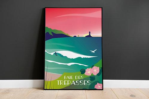 Affiche LA BAIE DES TRÉPASSÉS