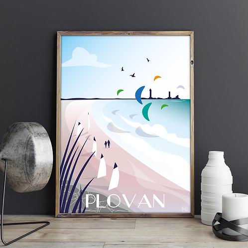 Affiche PLOVAN
