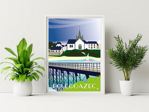 Affiche POULGOAZEC Saint-Julien
