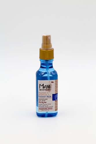 Maui Moisture Nourish & Moisture + Coconut Milk Weightless Oil Mist