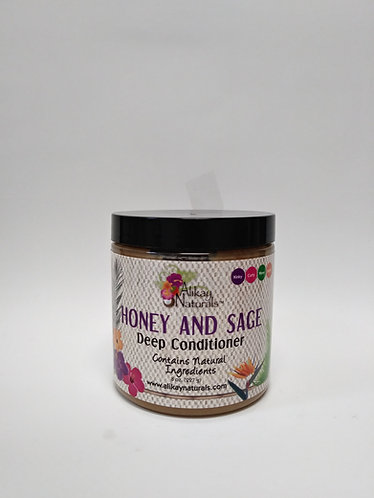 Alikay Naturals Honey And Sage