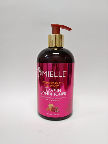 Mielle Pomegranate & Honey Leave- In Conditioner 12 fl. oz